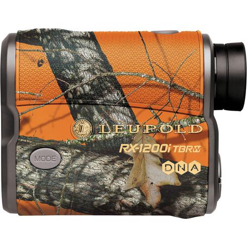 Leupold 6x22 Laser RX-1200i TBR/W Laser Rangefinder (Orange Camo) MFR #  170640