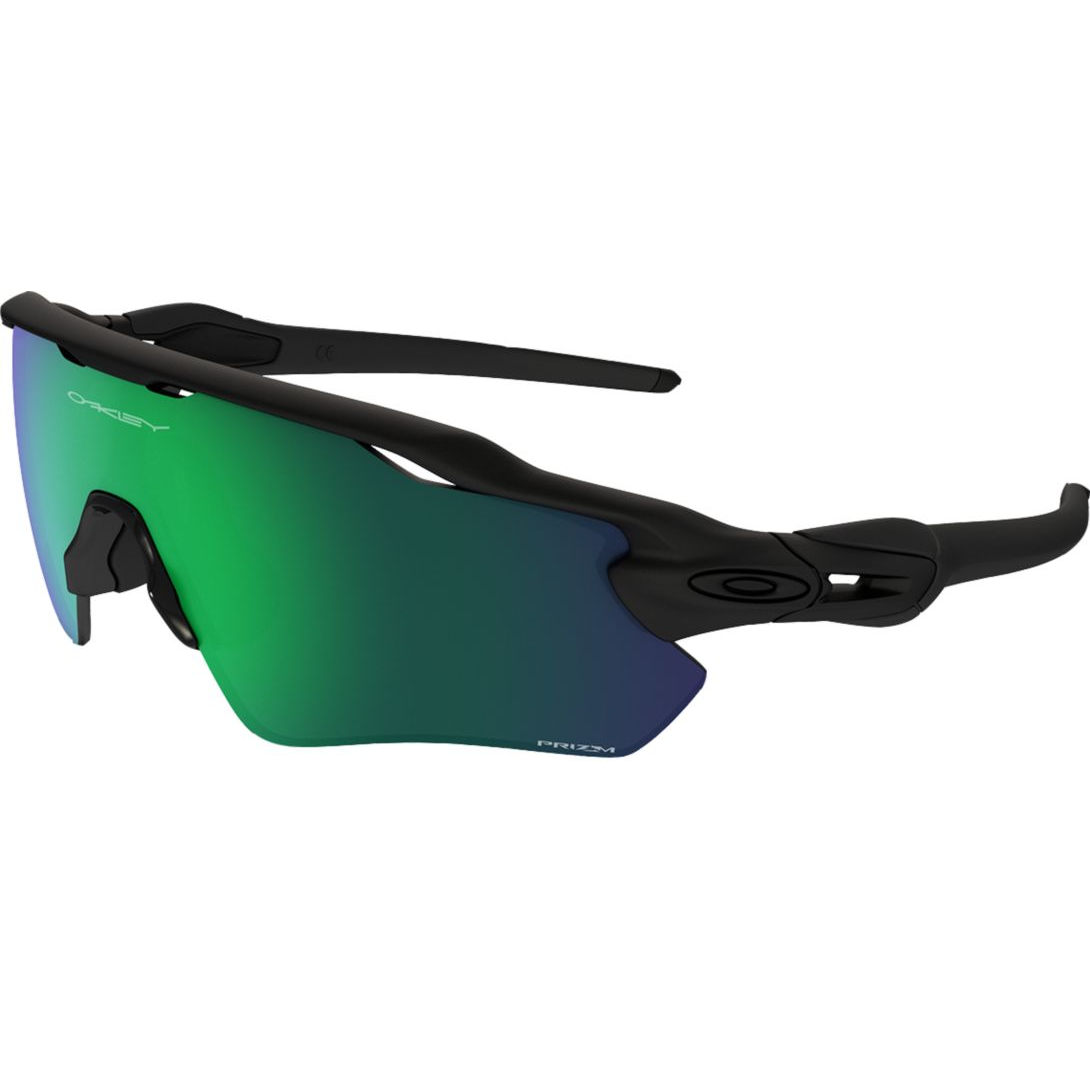 c0dfc8d3ac Oakley® SI Radar® EV Path® Prizm™ Polarized Sunglasses Prizm Maritime  Lenses Matte Black Frames - OpticsandAmmo.com