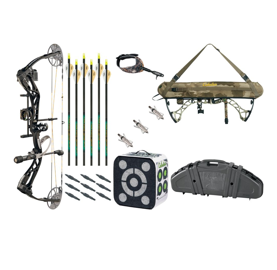 Diamond Archery Edge Sb 1 Black Ops Compound Bow Kit With