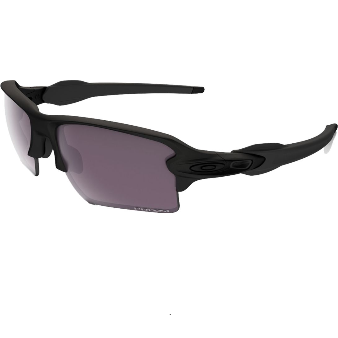 9324bd6b3466 Oakley® SI Flak 2.0 XL Polarized Sunglasses Prizm Daily Lenses Matte Black  Frames - OpticsandAmmo.com
