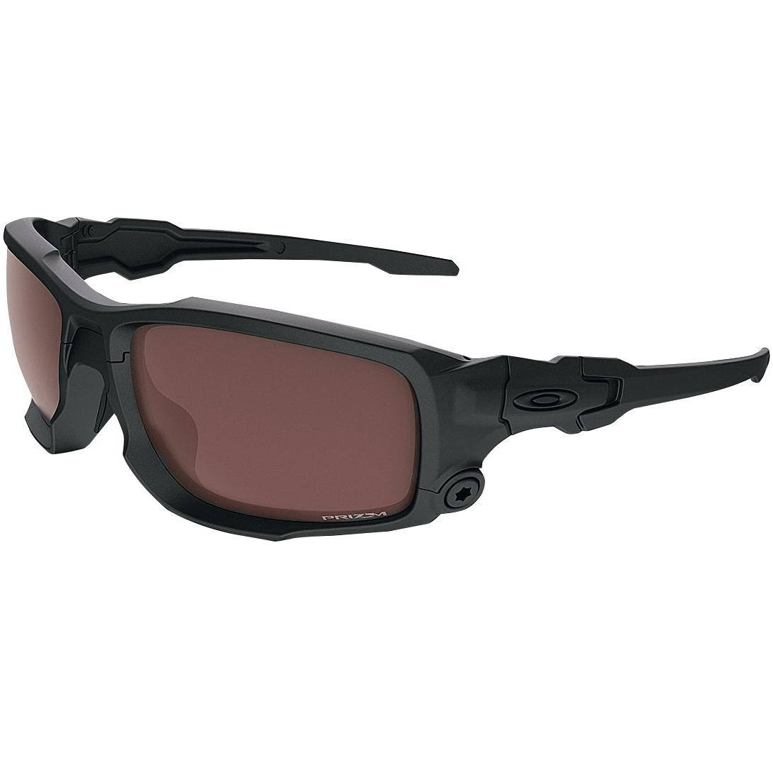 Oakley® SI Ballistic Shocktube Shooting Glasses Prizm TR22 Lenses ...