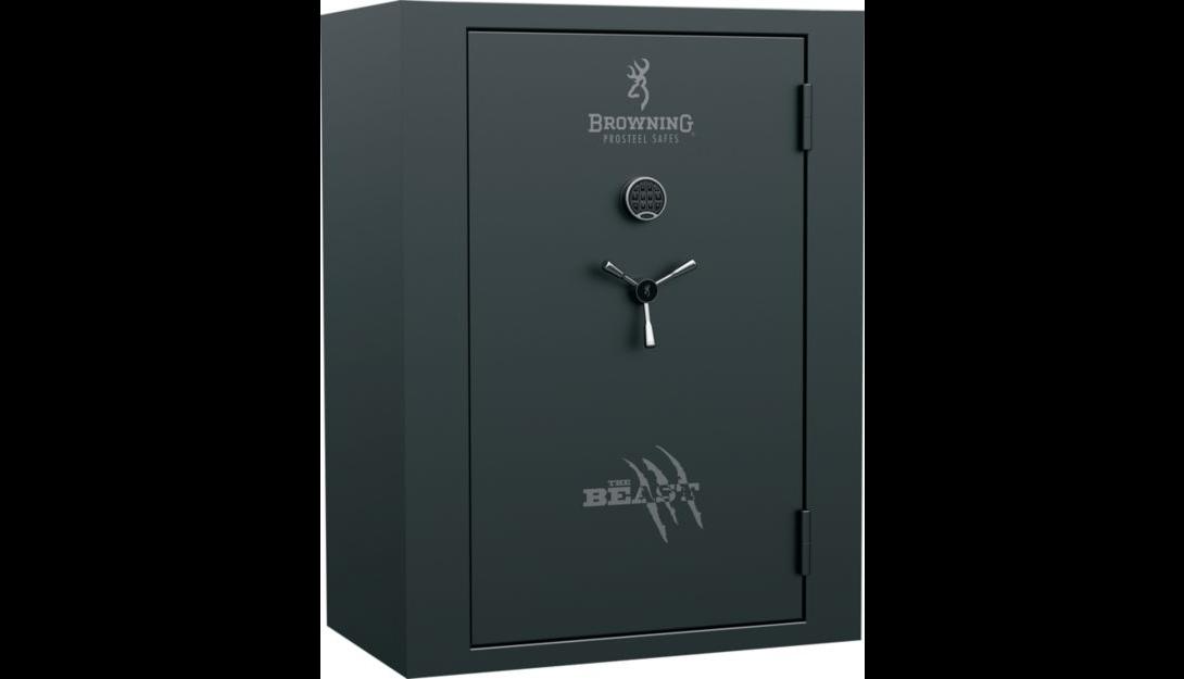 Browning® The Beast Gun Safe Matte Black