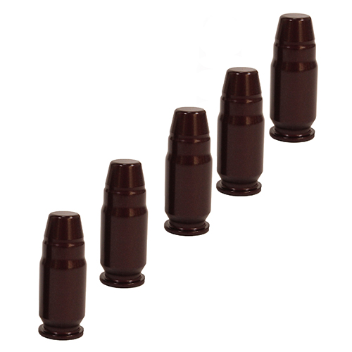A-Zoom Pistol Mtl Snap Caps 357 Sig 5pk Mfg# 15159