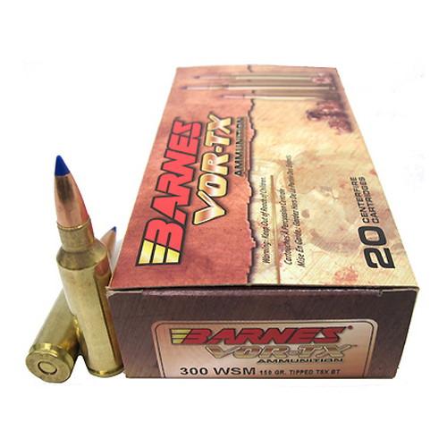 Barnes Bullets 21567 300 WSM 150gr TTSXBT VOR-TX /20 Mfg ...