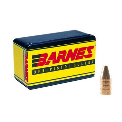 """Barnes Bullets 45105 460 S&W .451"""" 275gr XPB FB /20 Mfg# 30548"""