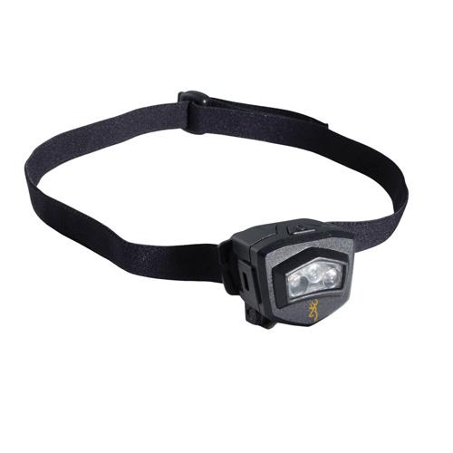 Browning Light,Microblast Headlamp Blk Mfg# 3712121