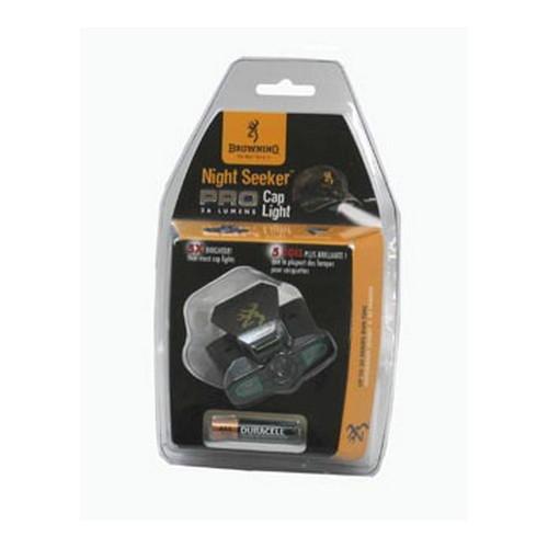 Browning Light,Ntskr Pro Blk W/Grn Leds Mfg# 3715099