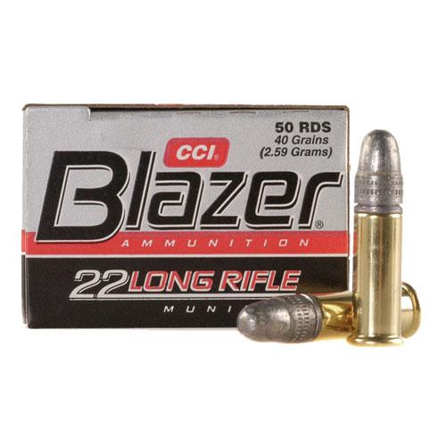 CCI 22LR HS Blazer Per/50 Mfg# 21