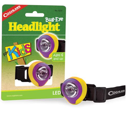 Coghlans Bug-Eye Headlight for Kids Mfg# 237