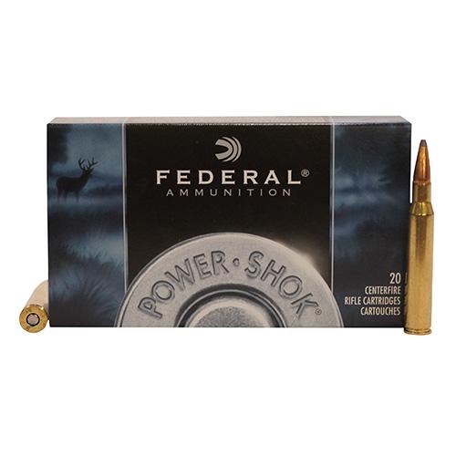 Federal Cartridge 280 Rem 150gr SP Power-Shock /20 Mfg# 280B