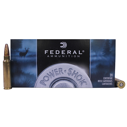 Federal Cartridge 300 Sav 180gr SP Power-Shock /20 Mfg# 300B