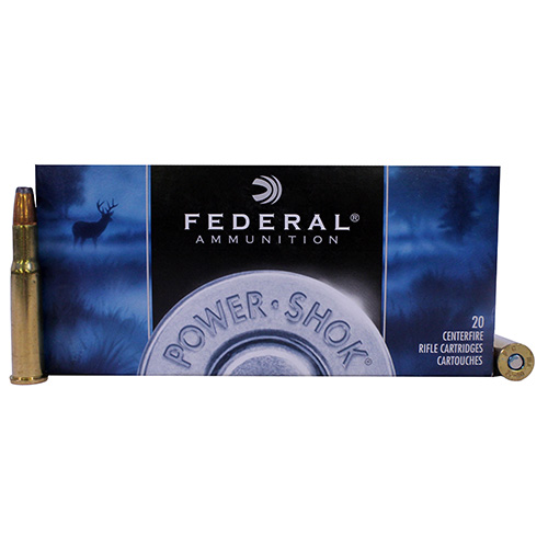 Federal Cartridge 30-30 Win 125gr JHP PS Mfg# 3030C