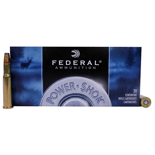 Federal Cartridge 30-30 Win 125gr JHP PS Mfg# 3030C