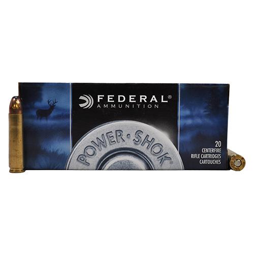 Federal Cartridge 30 Carbine 110gr SP-RN PwrShok /20 Mfg# 30CA