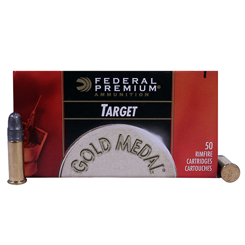 Federal Cartridge 22LR Target 40 Grain Solid/50 Mfg# 711B