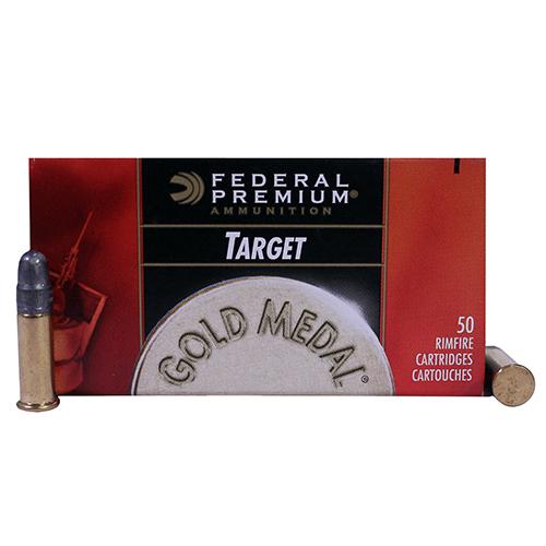 Federal Cartridge 22LR Target 40 Grain Solid/50 Mfg# 711B