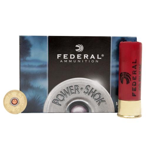 "Federal Cartridge 12ga Classic Buckshot 3"" 00 /5 Mfg# F13100"