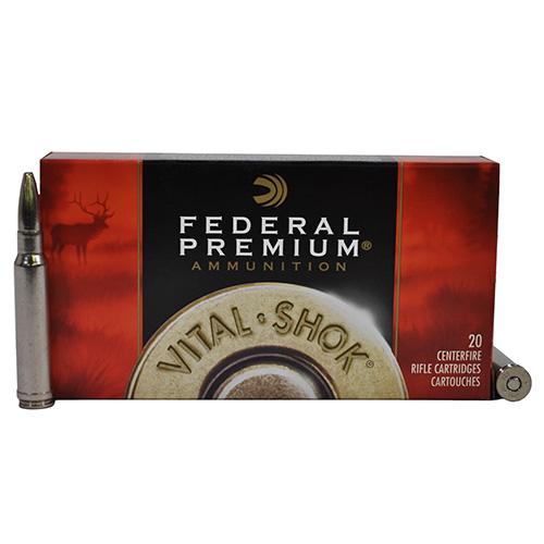 Federal Cartridge 338 WinMag 225gr TB-Bear VtlSh/20 Mfg# P338T1
