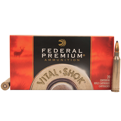 Federal Cartridge 7mm RemMag 150gr SierBTSP VtSh/20 Mfg# P7RD