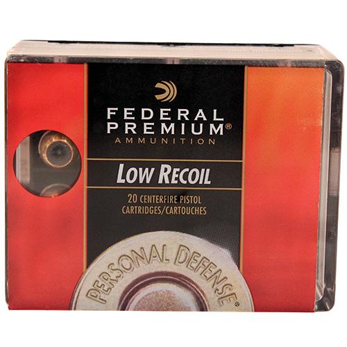 Federal Cartridge 40 S&W 135gr JHP Premium /20 Mfg# PD40HS4H