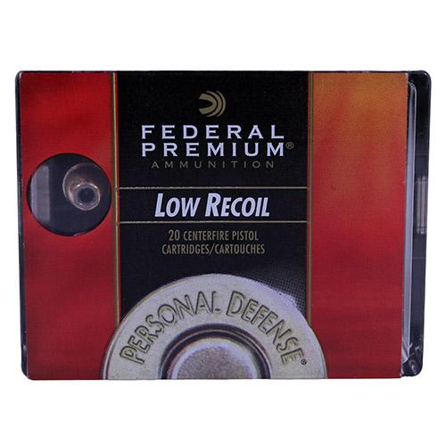 Federal Cartridge Premium 9MM Luger 135Gr. JHP/20 Mfg# PD9HS5H