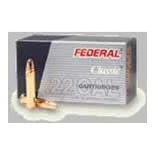 Federal Cartridge 22 Win Mag 50 Grain JHP/50 Mfg# 757