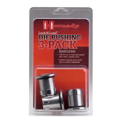 Hornady LNL Die-Bushing/3 Pack Mfg# 44093