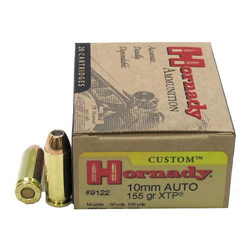 Hornady 10mm 155gr XTP /20 Mfg# 9122