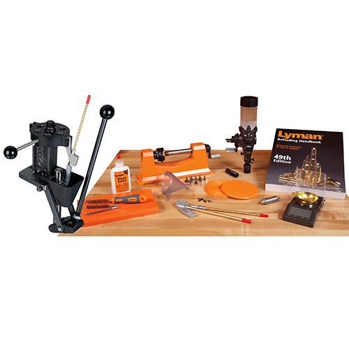 Lyman T-Mag Expert Kit w/1000XP Scale Mfg# 7810142