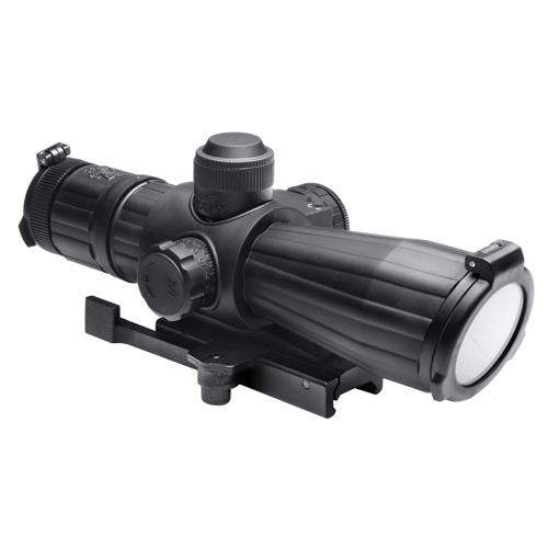 NcStar 4x32 Rubber Cmpt Red Laser P4 Mfg# SRTP432G