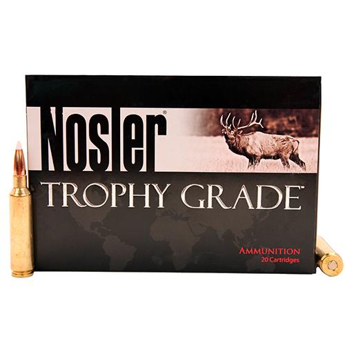 Nosler 6.5-284 Norma 130gr AB (Per 20) Mfg# 60021