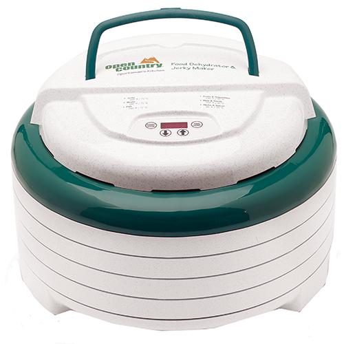 Open Country Gardenmaster Dehydrator 1000W Dig Mfg# FD-1022SK