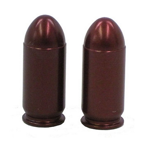 A-Zoom Pistol Mtl Snap Caps 10mm 5pk Mfg# 15117