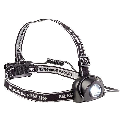 Pelican 2670 LED Rear Beacon Headlamp Mfg# 2670-030-118