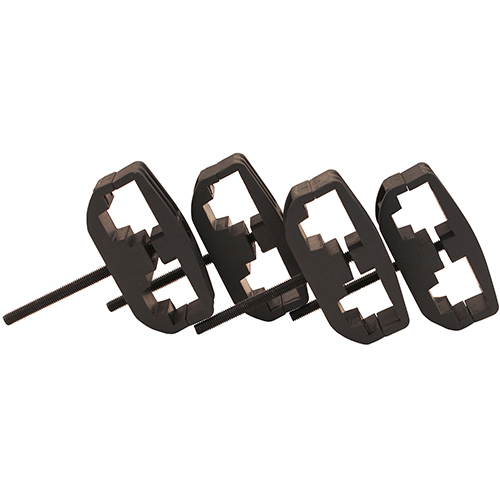 ProMag AR-15 Mag Clamp 4-Pack Mfg# PM016B