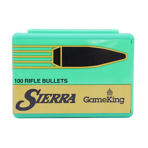 Sierra Bullets .22 Cal (.224) HV 55gr FMJBT /100 Mfg# 1355