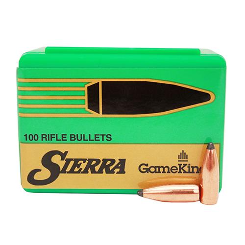 Sierra Bullets .22 Cal (.224) HV 55gr SBT /100 Mfg# 1365
