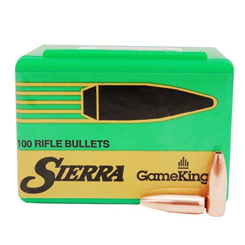 Sierra Bullets .22 Cal (.224) HV 55gr HPBT /100 Mfg# 1390