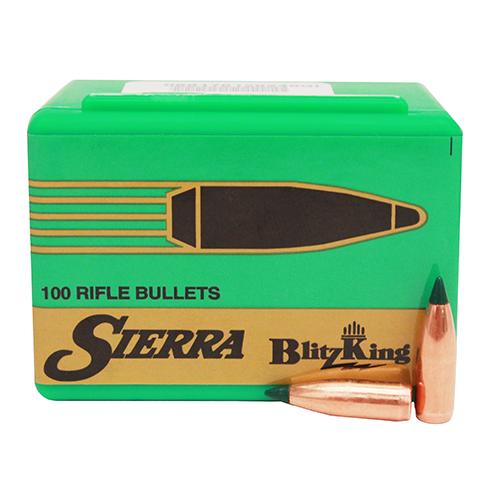 Sierra Bullets 22 Blitz King 55gr /100 Mfg# 1455