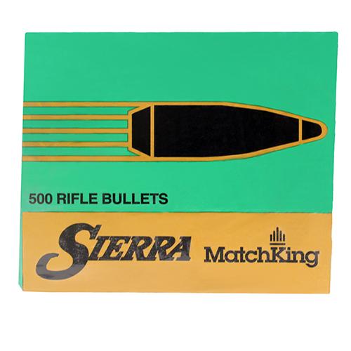 Sierra Bullets 6MM .243 107gr HPBT Match/500 Mfg# 1570C