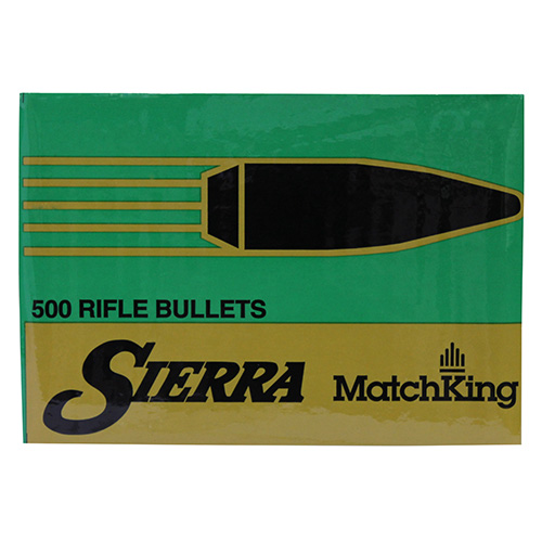 Sierra Bullets 6.5 142gr HPBT Match/100 Mfg# 1742