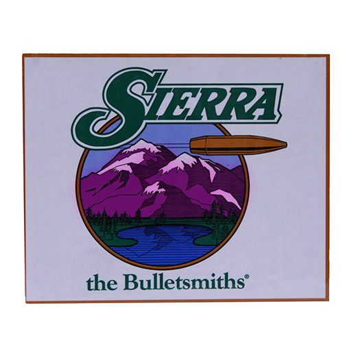 Sierra Bullets .22 80gr HPBT Match/500 Mfg# 9390