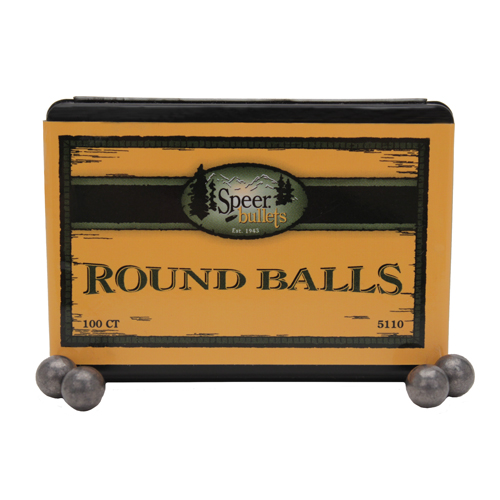 Speer .350 64Grain Lead Balls/100 Mfg# 5110