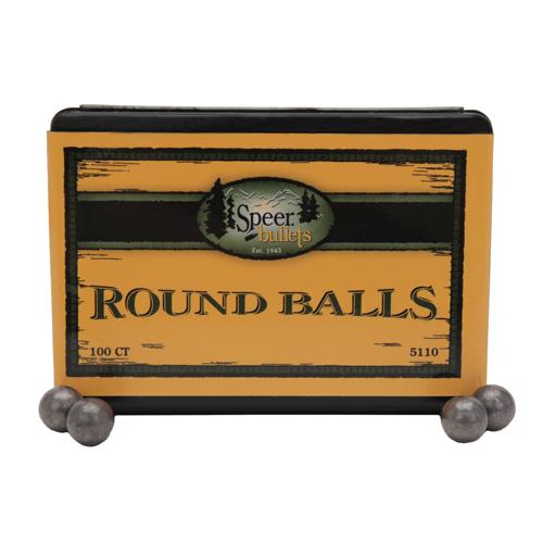Speer .350 64Grain Lead Balls/100 Mfg# 5110