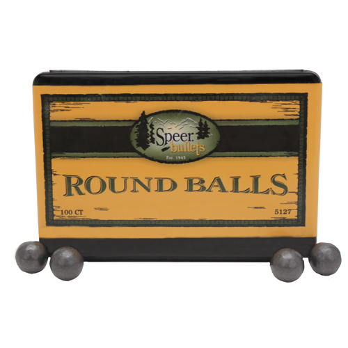 Speer .433 120Grain Lead Balls/100 Mfg# 5127