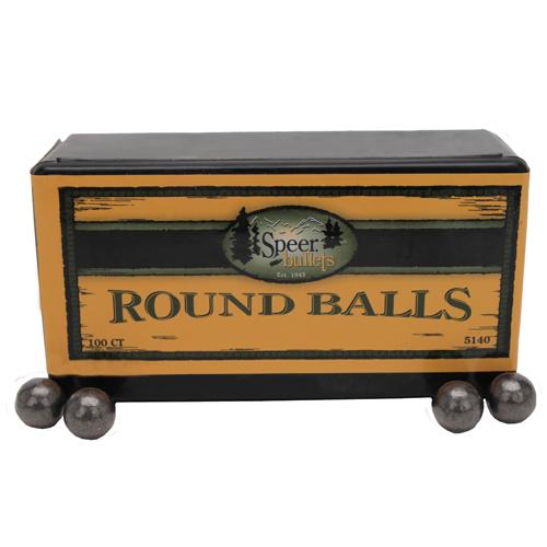 Speer .495 182Grain Lead Balls/100 Mfg# 5140
