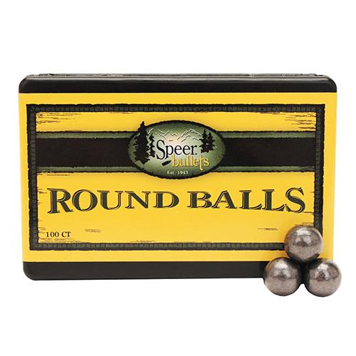 Speer .530 224Grain Lead Balls/100 Mfg# 5142