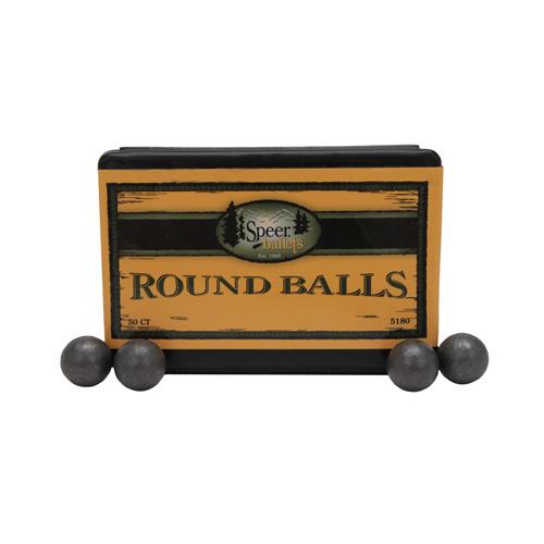 Speer .570 278Grain Lead Balls/50 Mfg# 5180