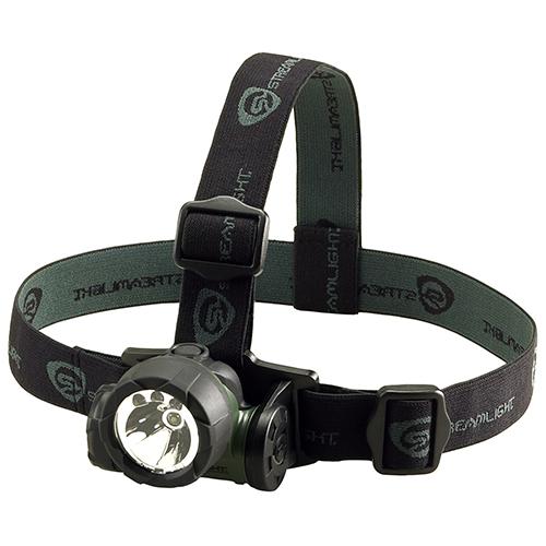Streamlight Trident w/Batteries - Grn/Grn LED Mfg# 61051