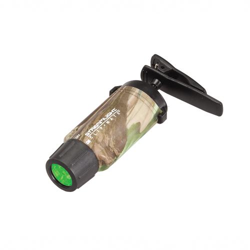 Streamlight ClipMate - Camo/Green LED Mfg# 61115